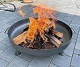 Czaja Stanzteile Feuerschale Bonn Ø 80 cm - mit Wasserablaufbohrung - Feuerschalen...