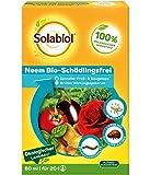 Solabiol Neem Bio-Schädlingsfrei, biologische Schädlingsbekämpfung an...