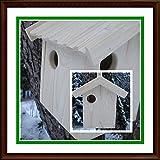 Eichhörnchen-Haus-Bausatz XXXL-(Ei...