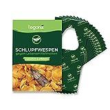Legona® - Schlupfwespen gegen Lebensmittelmotten / 10x Trigram-Karte à 3...