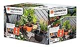 Gardena city gardening Urlaubsbewässerung: Pflanzenbewässerungs-Set für drinnen...