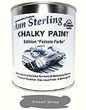 1Kg. Kreidefarbe Shabby Chic'Feinste Farbe' Ann Sterling für Innen und Außen...