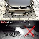 GoMard Auto MARDERSCHUTZ | Mobile Marderschreck-Matte in 200 x 150 cm | für ALLE KFZ...