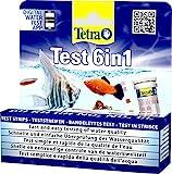 Tetra Test 6in1 - Wassertest für das Aquarium, schnelle und einfache Überprüfung...