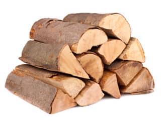 Brennholz für Feuerschale