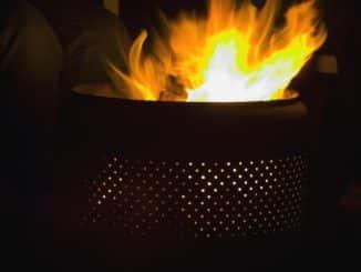 Feuertonne - Feuerkorb