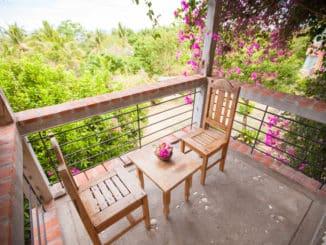 Balkonstuhl