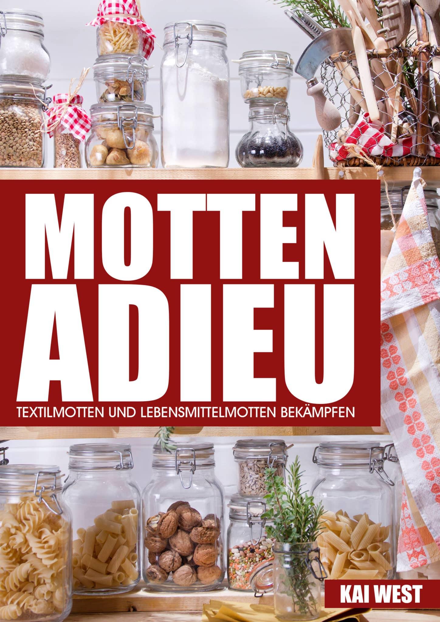 eBook Cover Motten Adieu