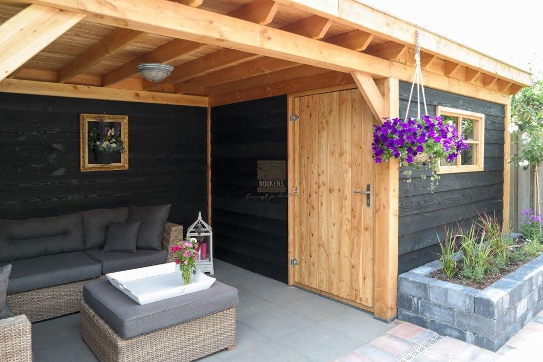 Luxuriöses Gartenhaus